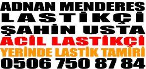 Adnan Menderes Lastikçi