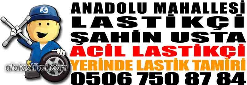 Anadolu Mahallesi Lastikçi