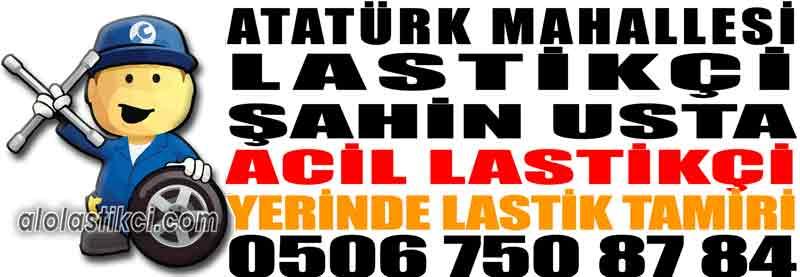 Atatürk Mahallesi Lastikçi